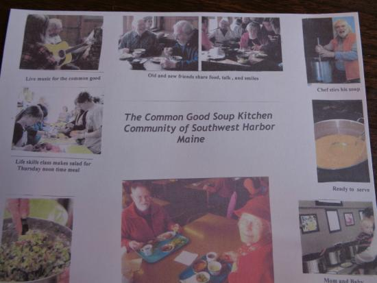 Common Good Kitchen Cafe: More info