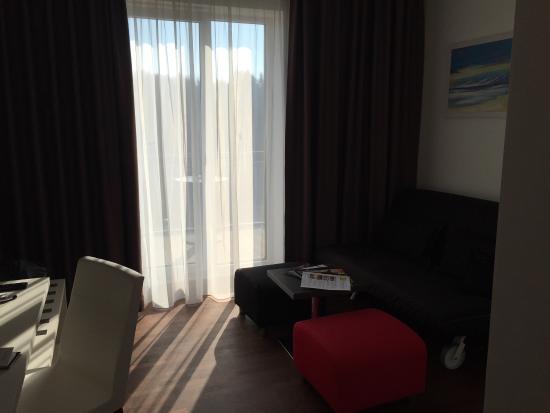 Maximus Resort : Suite -Living Area