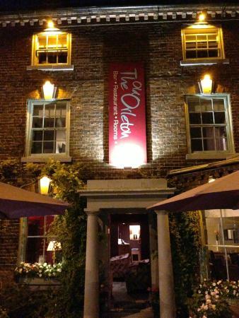 The Old Orleton Restaurant