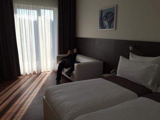 Maximus Resort : Suite - Bedroom