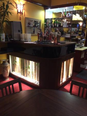 Bamboo House: New look
