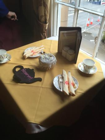 Miss B's Tea Rooms: Tea for Two