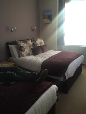 Best Western Hotel Royale: Double room