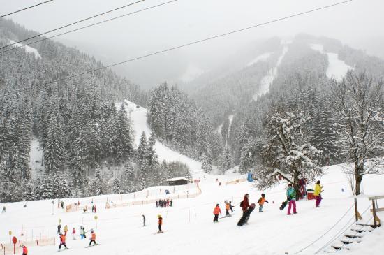 AlpineResort: View from Room 3