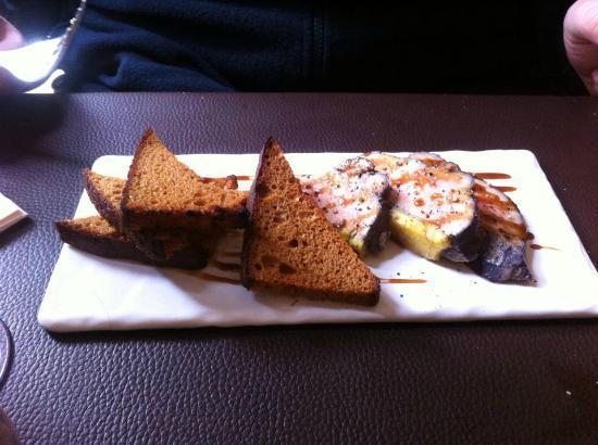 Made In Normandy: foie gras et pain d'épices
