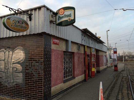 Prvni Pivni Tramway (First Beer Tramway) : Worth a visit.