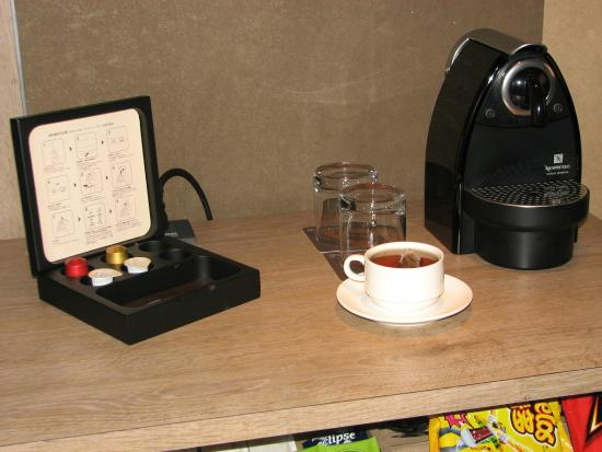 HOTEL QUOTE Taipei: coffe brake