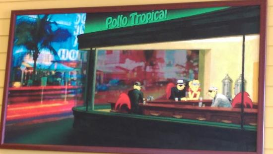 ‪Pollo Tropical‬