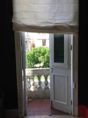 Hostal Silvia : Small terrace