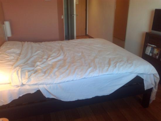 Ibis Casablanca City Center: Bedroom