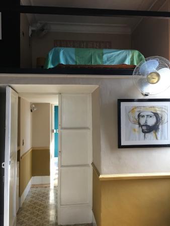 Hostal Silvia : Bedroom on second floor