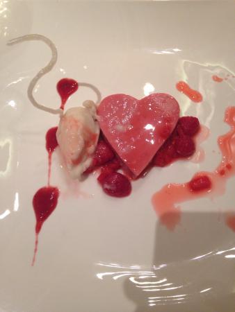 MemSaab : Valentines dessert