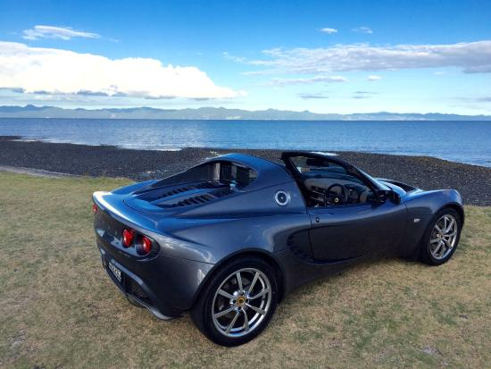 Concept Car Hire : Looking out to the Coromandel