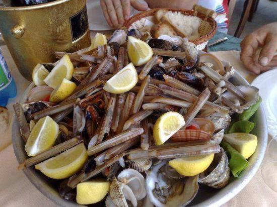 Kambakocho Bar & Beach Restaurant: pesce freschissimo