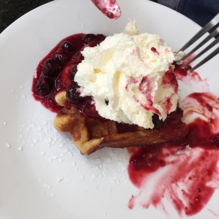 Wannawafel: Tastiest waffle ever