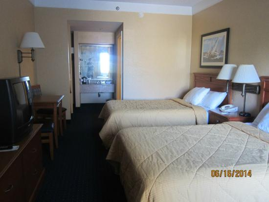 Hatteras Island Inn Buxton : room