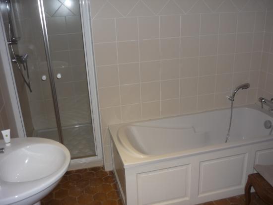 Cote Park : la salle de bain