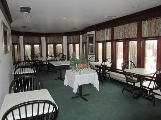 Perryopolis, Pensylwania: Intimate dining