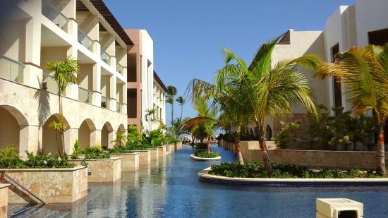 Royalton Punta Cana Resort & Casino: Swin up rooms