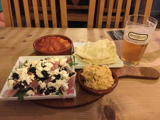The Horseshoe Inn: Lovely Tapas