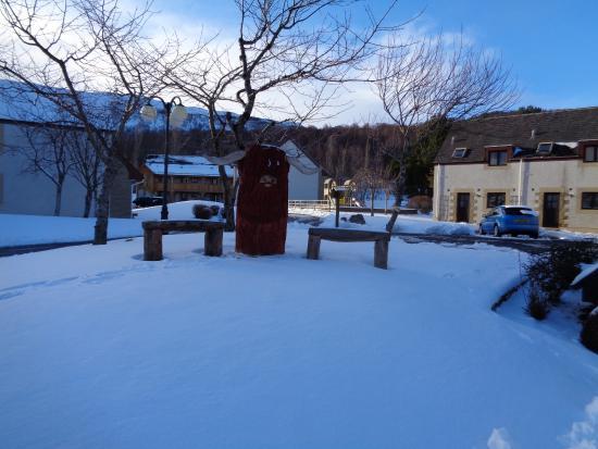 Entrance - Scandinavian Village