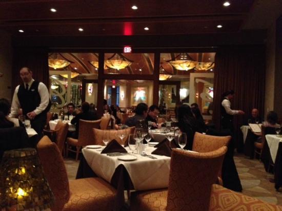 Eddie Merlot's : Main room behind hostess desk