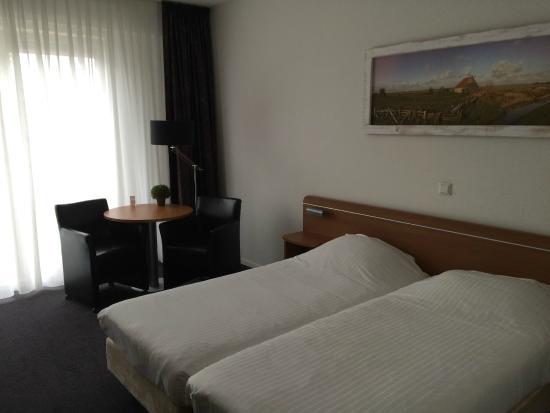Hotel De Pelikaan Texel: De kamer