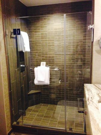 Shower - Picture of JW Marriott Austin, Austin - TripAdvisor