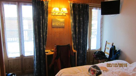 Hotel Avancher: Chambre 4