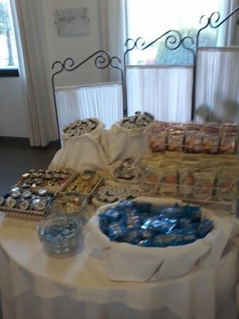 Hotel Filanda: selezione di marmellate