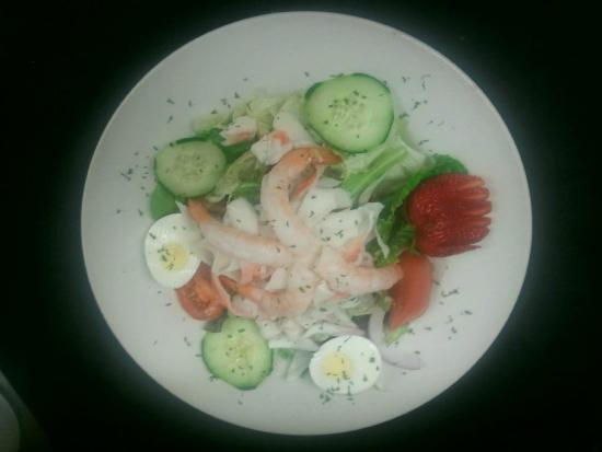 Big Muddy's: Seafood Salad