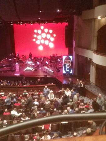 Washington Pavilion: Stage