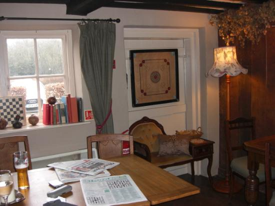 Fox and Hounds: Our Table In The Parlour