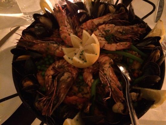 BOLERO Restaurante: Paella