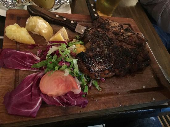 Kilo Restaurant: TBON stek