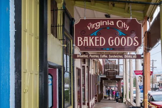Virginia City Baked Goods