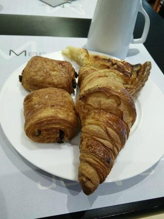 Holiday Inn Le Touquet: Le petit déjeuner