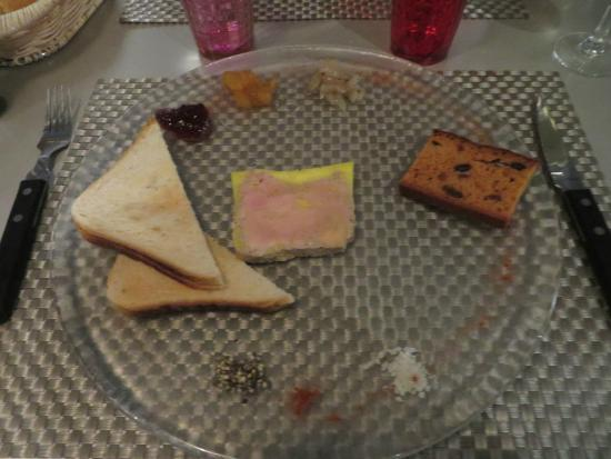 La Pignatelle : Yummy foie gras