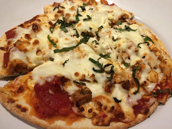 zoes kitchen chicken pita pizza - Zoes Kitchen Okc