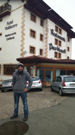 Picos de Valdecoro Hotel: San valentin 2015 ��