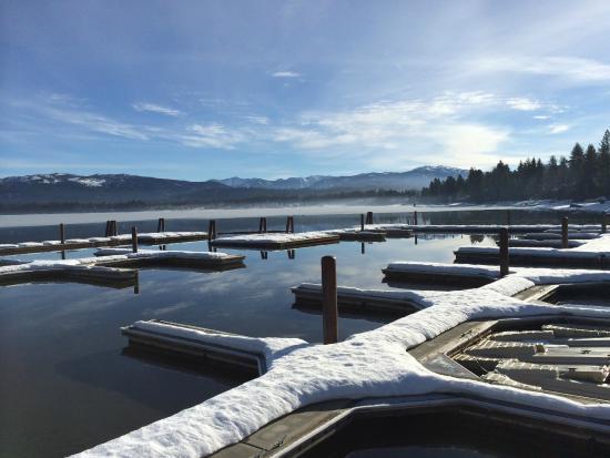 Lake Grill view