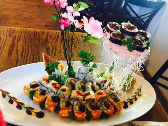 Soba Sushi and Noodles: Sushi, Glorious Sushi!