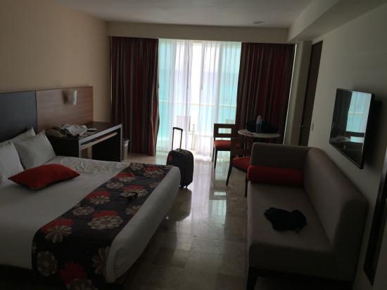 Krystal Cancun : quarto