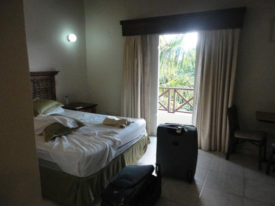Bavaro Punta Cana Hotel Flamboyan: Quarto com sacada