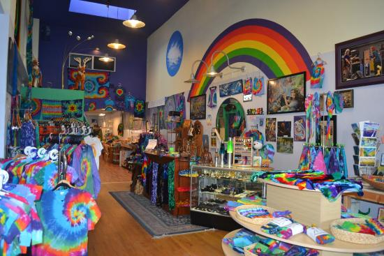 A Brighter World Tie Dye Studio