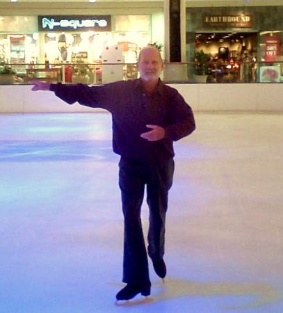 At the Ice Palace, Montgomery AL