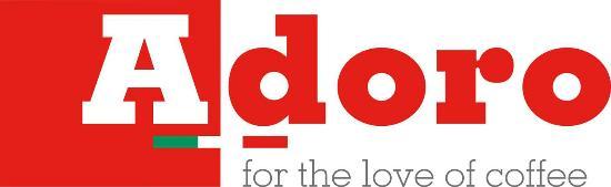 Adoro Cafe: New Logo