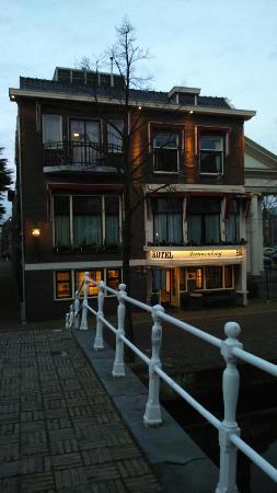 Hotel Leeuwenbrug: hotel