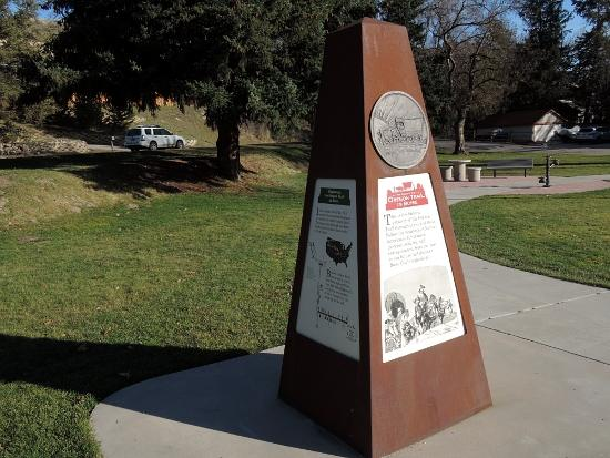 Dewey Park 15th Hill North End Boise