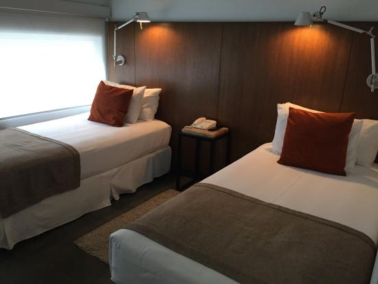 Natalino Hotel Patagonia : Habitación
